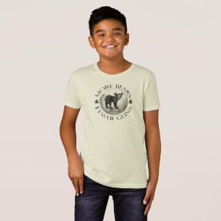 Plus soutient ; Le T-shirt de moins d'armes à feu