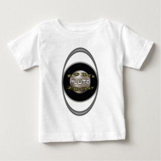 Pluton 1930-2006 commémoratif t-shirt pour bébé