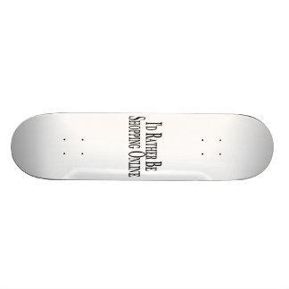 Plutôt fasse des emplettes en ligne skateboard old school  21,6 cm
