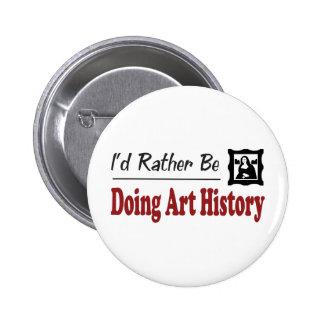 Plutôt fasse l'histoire d'art pin's