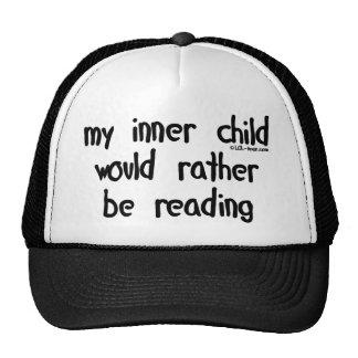 Plutôt lise casquettes de camionneur
