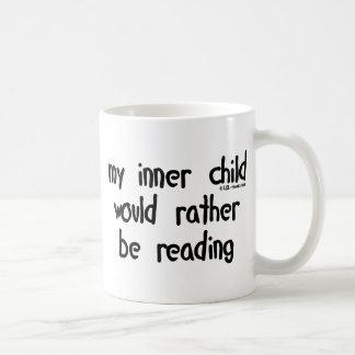 Plutôt lise mug blanc
