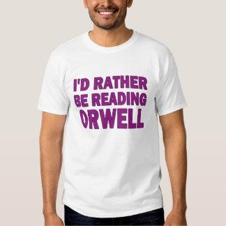 Plutôt lise Orwell T-shirt