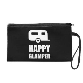 Pochette Avec Dragonne Campeur heureux de Glamper
