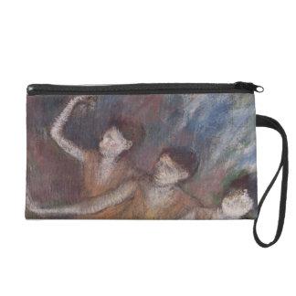 Pochette Avec Dragonne Danseuses d'Edgar Degas | Trois