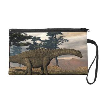 Pochette Avec Dragonne Dinosaure d'Ampelosaurus