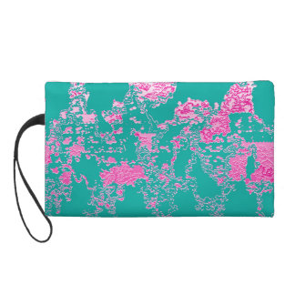 Pochette Avec Dragonne fleurs de cerisier