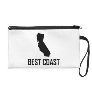 Pochette Avec Dragonne Le meilleur noir de la Californie de côte ouest