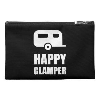 Pochette De Voyage Campeur heureux de Glamper