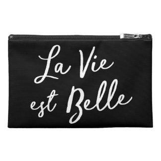 """Pochette De Voyage La """"La poche de cosmétique de voyage luttent d'est"""