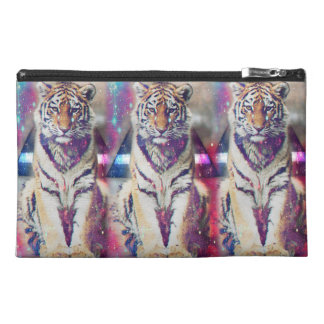 Pochette De Voyage Tigre de hippie - art de tigre - tigre de triangle