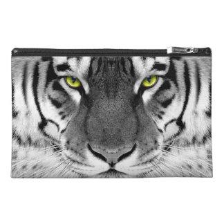 Pochette De Voyage Visage de tigre - tigre blanc - tigre de yeux -