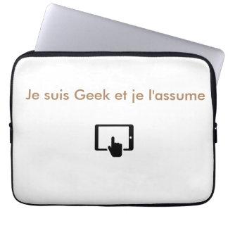 Pochette ordinateur portable et tablettes trousses pour ordinateur portable