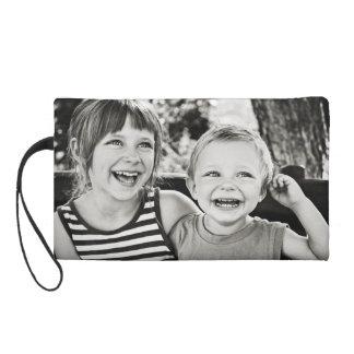 Pochettes Avec Dragonne Créez votre propre bracelet de photo de famille
