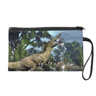 Pochettes Avec Dragonne Dinosaure d'Austroraptor