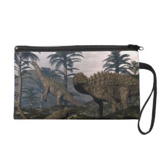 Pochettes Avec Dragonne Dinosaures d'Ampelosaurus