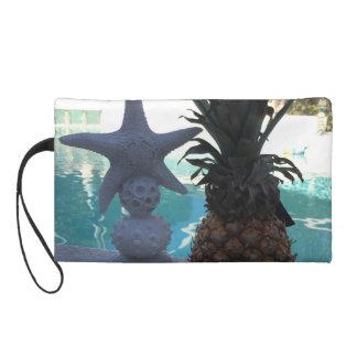 Pochettes Avec Dragonne Étoiles de mer d'ananas