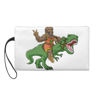 Pochettes Avec Dragonne rex Bigfoot de rex-T de la Bigfoot-bande dessinée