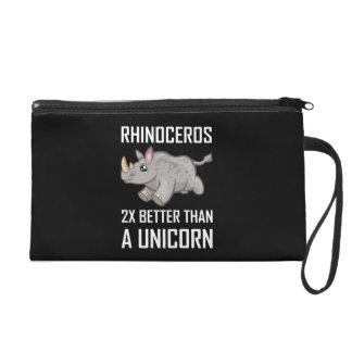 Pochettes Avec Dragonne Rhinocéros meilleur que la licorne