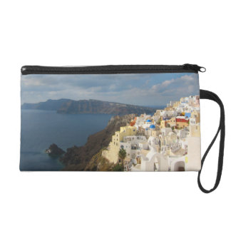 Pochettes Avec Dragonne Santorini pendant l'après-midi Sun