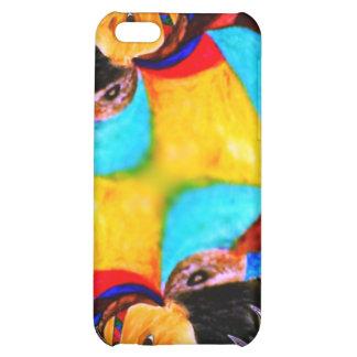 Poducts multi d'esprit en chef de couleur coques iPhone 5C