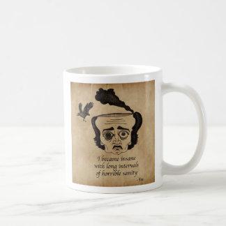 Poe aliéné mug