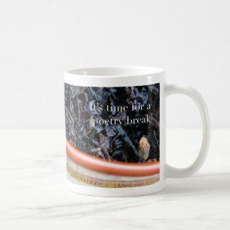 Poésie au Travail-Time pour une tasse de thé de