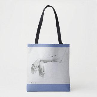 Poésie de sac des mains