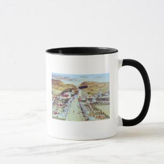 Poestenkill, New York, c.1855 Mug