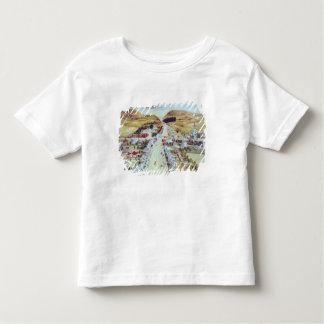 Poestenkill, New York, c.1855 T-shirt Pour Les Tous Petits