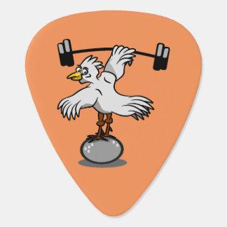 Poids de levage de poulet onglet de guitare