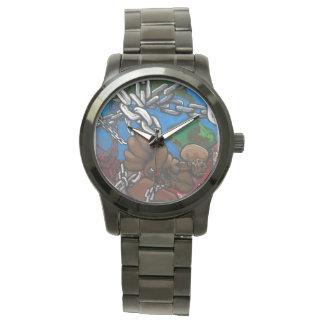 Poids de montre d'art du monde
