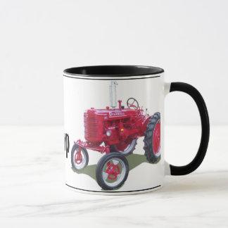 Poids du commerce de récolte élevée mug