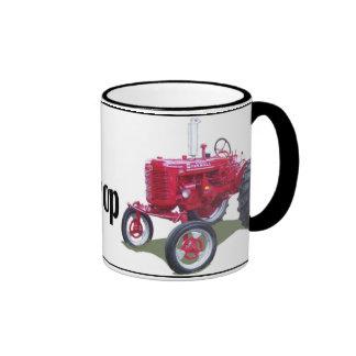Poids du commerce de récolte élevée mug ringer