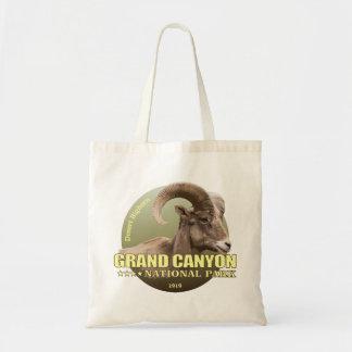 POIDS du NP de canyon grand (mouflon d'Amérique) Sac De Toile