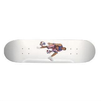 Poignées Franklin Skateboard Old School 18,1 Cm