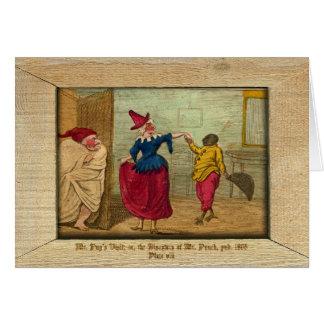 Poinçon et plat VIII d'image de Judy Cartes