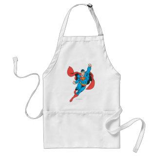 Poing droit de Superman augmenté Tablier