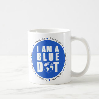Point bleu global mug
