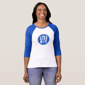 Point bleu global t-shirt