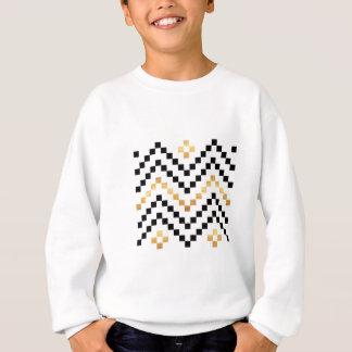 Point croisé sweatshirt