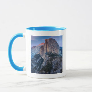 Point de glacier tasses