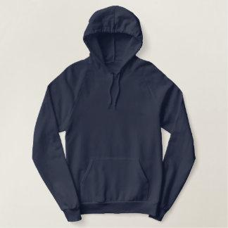 Point de pochoir du yacht 2B Me™_ Sweatshirts À Capuche