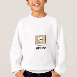 point de vue de toilette sweatshirt