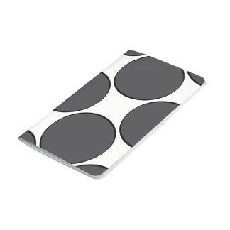 Point gris-foncé carnet de poche