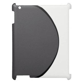 Point gris-foncé coque pour iPad