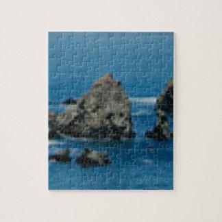 pointes à la plage puzzle