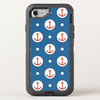 Points d'ancre coque otterbox defender pour iPhone 7