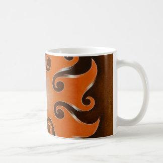 Points d'infini, no. 1 mug