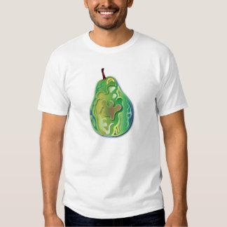 Poire vers le bas t-shirt